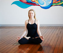 Women's yoga classes